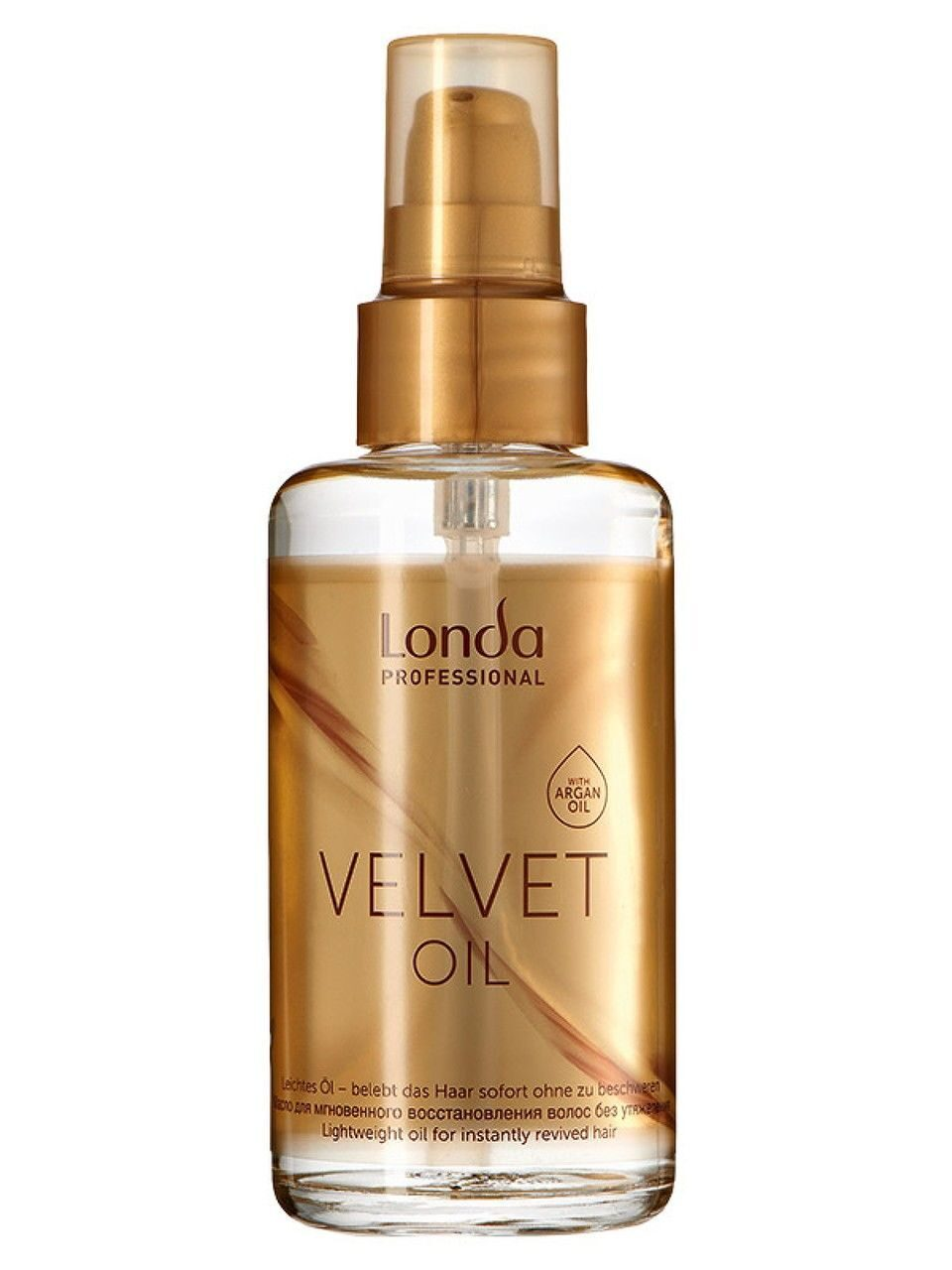 Velvet oil масло для волос