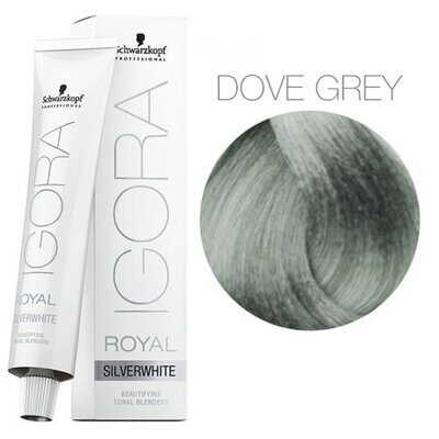 Igora Royal SilverWhite Dove Grey - Сталь 60 мл