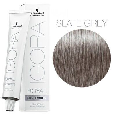 Igora Royal SilverWhite Slate Grey - Антрацит 60 мл