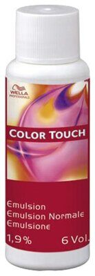 Wella c Color Touch Эмульсия 1,9% 60 мл