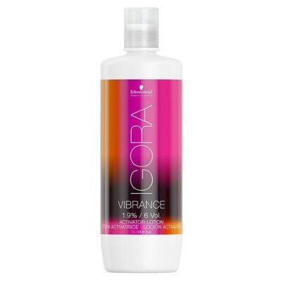 Schwarzkopf Igora Vibrance Developer Lotion - Лосьон-Окислитель 1.9% 1000 мл