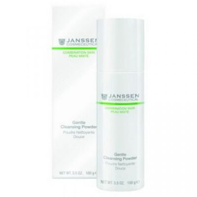 Janssen Combination Skin Gentle Cleansing Powder - Мягкая очищающая пудра 100 г