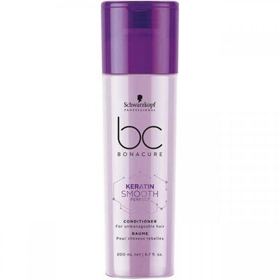 Schwarzkopf BC Bonacure Keratin Smooth Perfect. Conditioner - Кондиционер для волос 200 мл