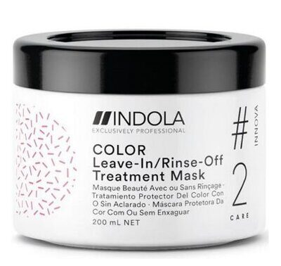 INDOLA COLOR Leave-In/Rinse-Off Treatment Маска для окрашенных волос 200 мл