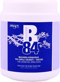 DIKSON B84 REPAIR MASK FOR COLOUR-TREATED HAIR - Восстанавливающая маска для окрашенных волос 1000 мл