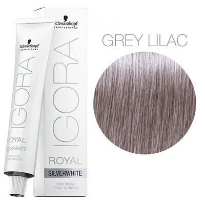 Igora Royal SilverWhite Grey Lilac - Холодная сирень 60 мл