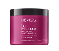 RRevlon Be Fabulous Daily Care C.R.E.A.M Normal Hair Thick Mask - Маска для нормальных и густы волос 500 мл