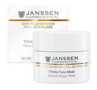 JANSSEN. ReS. 141 Trifolia Face Mask Насыщенная anti-age - маска с фитоэстрогенами и гиалуроновой кислотой 50 мл